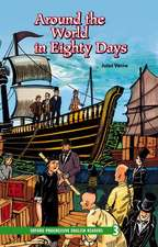 Oxford Progressive English Readers: Grade 3: Around the World in Eighty Days