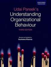 Udai Pareek's Understanding organizational Behaviour, 3e
