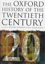 The Oxford History of the Twentieth Century