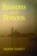Reasons and Persons