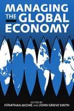 Managing the Global Economy