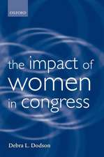 The Impact of Women in Congress