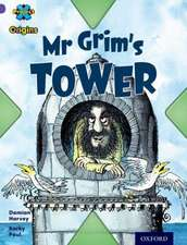 Project X Origins: Purple Book Band, Oxford Level 8: Buildings: Mr Grim's Tower
