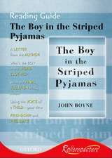 Rollercoasters: The Boy in the Striped Pyjamas Reading Guide