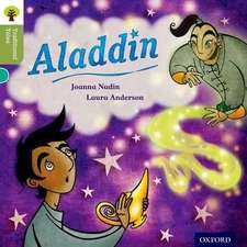 Oxford Reading Tree Traditional Tales: Level 7: Aladdin: Year 2/P3; 6-7 year olds