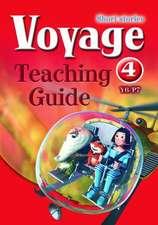 Oxford English Voyage: Year 6/P7: Teaching Guide 4