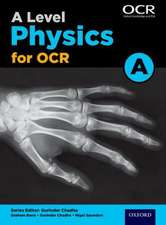 A Level Physics for OCR A Student Book