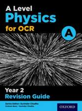 OCR A Level Physics A Year 2 Revision Guide