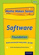 Maths Makes Sense: Foundation: Software Multi User