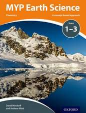 MYP Earth Sciences: a Concept Based Approach