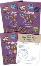 Oxford Very First Atlas Easy Buy Pack