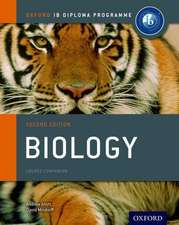 Ib Biology:  Oxford Ib Diploma Program