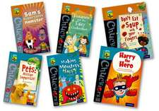 Oxford Reading Tree TreeTops Chucklers: Oxford Level 8-9: Pack of 6