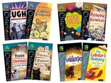 Oxford Reading Tree TreeTops Chucklers: Level 17-20: Pack of 8