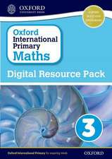 Oxford International Primary Maths: Digital Resource Pack 3