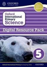 Oxford International Primary Science: Digital Resource Pack 5