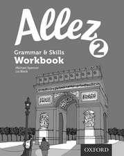 Allez 2 Grammar & Skills Workbook (Pack of 8)