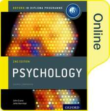 IB Psychology Online Course Book: Oxford IB Diploma Programme
