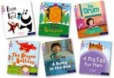 Oxford Reading Tree Story Sparks: Oxford Level 1+: Mixed Pack of 6