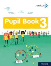 Numicon: Pupil Book 3: Pack of 15