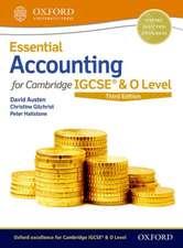 Essential Accounting for Cambridge IGCSE® & O Level