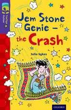 Oxford Reading Tree TreeTops Fiction: Level 11 More Pack B: Jem Stone Genie - the Crash