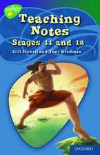Oxford Reading Tree: Levels 11/12: TreeTops Myths and Legends: Teaching Notes
