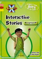 Project X: Reception/P1: Interactive Stories CD-ROM Single User