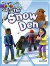 Project X: Buildings: the Snow Den