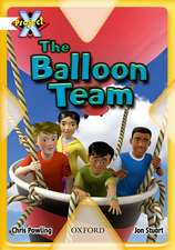 Project X: Working As A Team: The Balloon Team