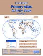 Oxford Primary Atlas Activity Book