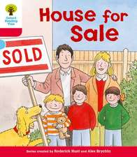 Oxford Reading Tree: Level 4: Stories: House for Sale