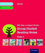 Oxford Reading Tree: Level 4: Stories: Group/Guided Reading Notes