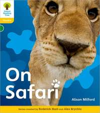 Oxford Reading Tree: Level 5: Floppy's Phonics Non-Fiction: On Safari