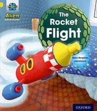 Project X: Alien Adventures: Yellow: The Rocket Flight