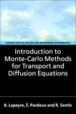 Introduction to Monte-Carlo Methods for Transport and Diffusion Equations