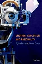 Emotion, Evolution and Rationality