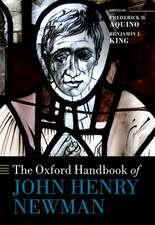 The Oxford Handbook of John Henry Newman