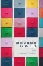 Singular Thought and Mental Files