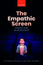 The Empathic Screen: Cinema and Neuroscience