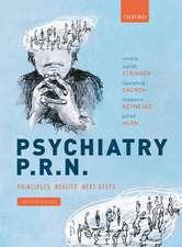 Psychiatry P.R.N