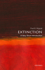 Extinction: A Very Short Introduction