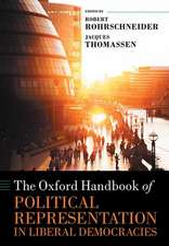 The Oxford Handbook of Political Representation in Liberal Democracies
