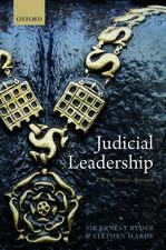 Judicial Leadership: A New Strategic Approach