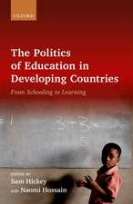 The Politics of Education in Developing Countries: From Schooling to Learning