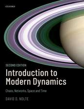 Introduction to Modern Dynamics