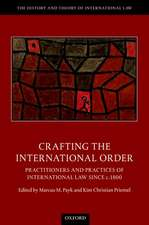 Crafting the International Order