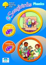 Oxford Reading Tree: Levels 5-6: e-Songbirds Phonics: CD-ROM Unlimited-User Licence