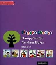 Oxford Reading Tree: Level 1+: Floppy's Phonics: Teaching Notes