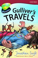 Oxford Reading Tree: Level 15: TreeTops Classics: Gulliver's Travels